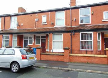 Thumbnail 5 bedroom terraced house for sale in Harley Street, Openshaw, Manchester