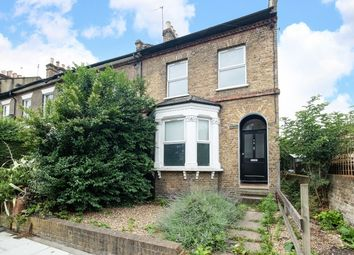 Thumbnail 3 bed end terrace house for sale in Denman Road, London