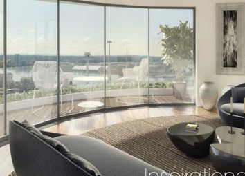 Thumbnail 3 bed flat for sale in Tidal Basin Lane Royal Victoria Dock, London, Docklands