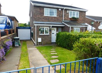 Thumbnail 2 bed semi-detached house to rent in Mayfair Close, Harworth, Doncaster