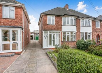Thumbnail 3 bedroom semi-detached house for sale in Whateley Crescent, Castle Bromwich, Birmingham, -