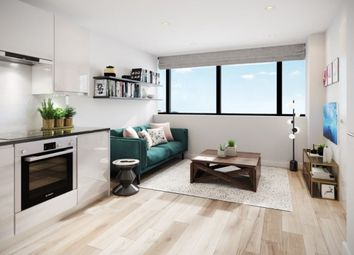 Thumbnail 1 bed flat for sale in Edridge Road, Croydon