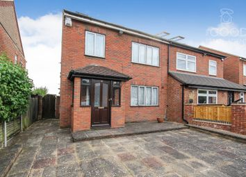 Thumbnail 4 bed semi-detached house for sale in Willingale Road, Loughton