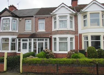 3 bed terraced house to rent in Wallace Road, Coundon, Coventry CV6