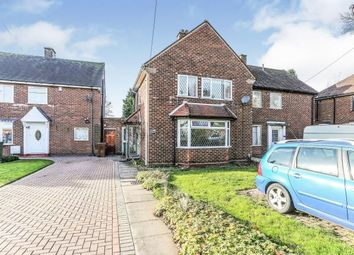 Thumbnail 3 bed semi-detached house for sale in Highwood Avenue, Solihull, Birmingham, West Midlands