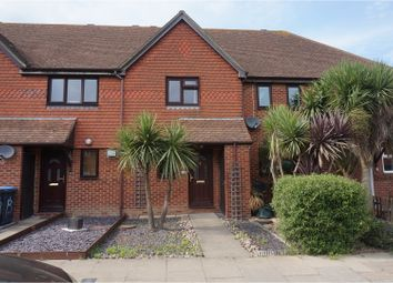 Thumbnail 2 bed terraced house for sale in Hancocks Field, Deal