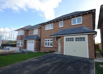 Thumbnail 4 bed detached house to rent in Bramley Park Avenue, Sherburn In Elmet, Leeds