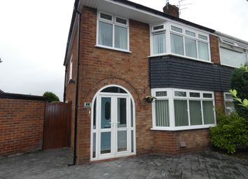 Thumbnail 3 bed semi-detached house for sale in Eastway, Maghull, Liverpool