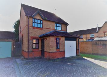 Thumbnail 3 bed detached house for sale in Meadow Road, Droitwich, Worcestershire