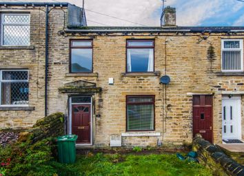 Thumbnail 2 bed terraced house for sale in Stoney Lane, Taylor Hill, Huddersfield