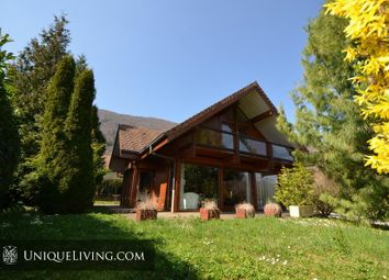 Thumbnail Villa for sale in Annecy, French Alps, France