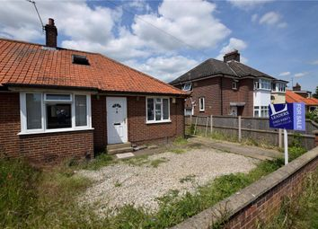 Thumbnail 3 bedroom bungalow for sale in Jubilee Road, Sprowston, Norwich