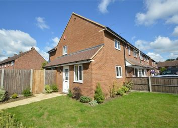 Thumbnail 2 bed end terrace house to rent in Cowley Crescent, Hersham, Walton-On-Thames, Surrey