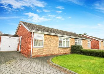 Thumbnail 2 bed bungalow for sale in Alder Road, Wallsend