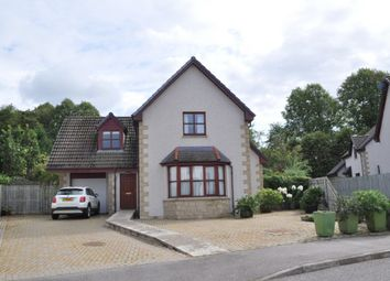 3 bed detached house for sale in Knockomie Gardens, Forres IV36