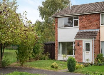 Thumbnail 2 bed end terrace house for sale in Manor Road, Barlestone, Nuneaton