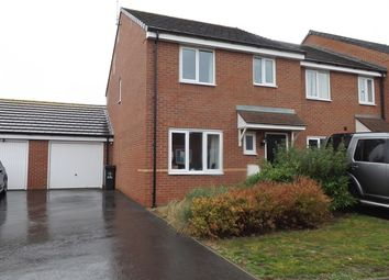 Thumbnail 3 bed end terrace house for sale in Pearwood Close, Evesham