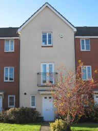 Thumbnail 4 bed terraced house to rent in Wordsworth Road, Horfield