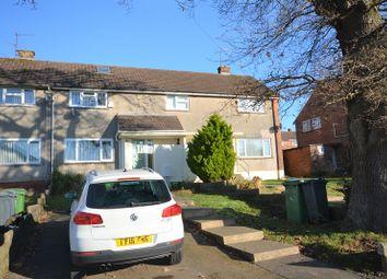 2 bed terraced house for sale in Braunton Avenue, Llanrumney, Cardiff. CF3