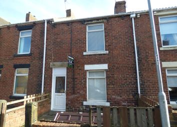Thumbnail 2 bed terraced house to rent in Percy Terrace, New Kyo, Stanley