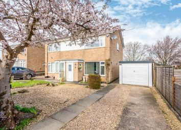 3 bed semi-detached house for sale in Scotney Drive, Grantham NG31