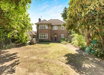Thumbnail 4 bed detached house for sale in Abbotts Close, Aylesbury