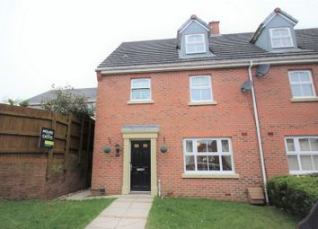 Thumbnail 4 bed semi-detached house for sale in Penywaun Close, Oakdale, Blackwood