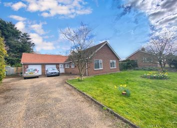 Thumbnail 5 bed detached bungalow to rent in Trafalgar Road, Downham Market