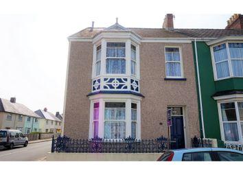 Thumbnail 5 bedroom end terrace house for sale in Hawkstone Road, Pembroke Dock