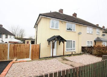 Thumbnail 3 bed semi-detached house to rent in Oregon Way, Chaddesden, Derby