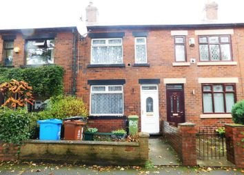Thumbnail 2 bed terraced house for sale in Hollinhall Street, Oldham