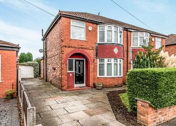 Thumbnail 3 bed semi-detached house for sale in Vaudrey Drive, Timperley, Altrincham