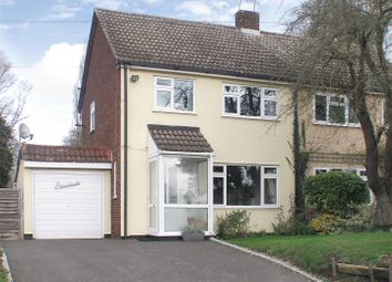 3 bed semi-detached house for sale in Pig Lane, Bishop's Stortford CM22