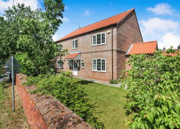 Thumbnail 4 bed detached house for sale in Pulham Lane, Wetwang, Driffield
