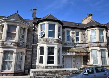 Thumbnail 9 bed terraced house for sale in Apsley Road, Mutley, Plymouth