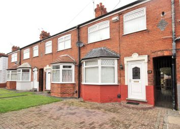 Thumbnail 3 bed detached house for sale in Seaton Road, Hessle