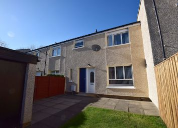 Thumbnail 3 bed terraced house for sale in Hareshaw Bank, Tweedbank, Galashiels