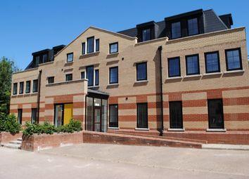 Thumbnail 2 bedroom flat for sale in Limetree Court, Parsonage Lane, Bishop's Stortford, Hertfordshire