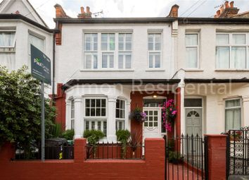 Thumbnail 2 bed terraced house for sale in Leith Road, Wood Green, London