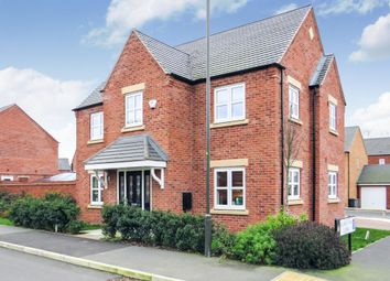 4 bed detached house for sale in Quarrybank Lane, Swadlincote DE11