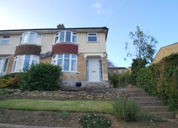 Thumbnail 3 bed property to rent in Hill View Road, Larkhall, Bath