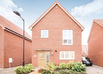 Thumbnail 3 bedroom detached house for sale in Concorde Road, Southend-On-Sea