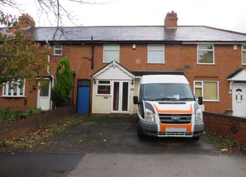Thumbnail 3 bed terraced house for sale in Jiggins Lane, Bartley Green, Birmingham