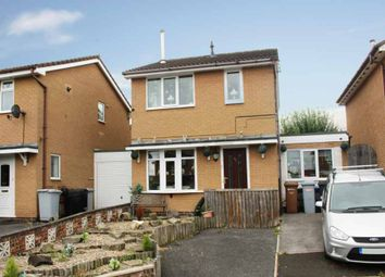 Thumbnail 3 bed detached house for sale in Hesketh Croft, Crewe, Cheshire