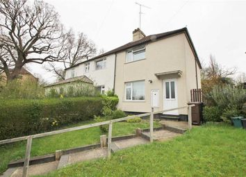 Thumbnail 2 bed semi-detached house for sale in Dellfield, St.Albans