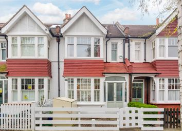 4 bed terraced house for sale in Riverview Road, London W4