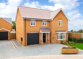 "Thumbnail 4 bedroom detached house for sale in ""Haltwhistle"" at Southern Cross, Wixams, Bedford"