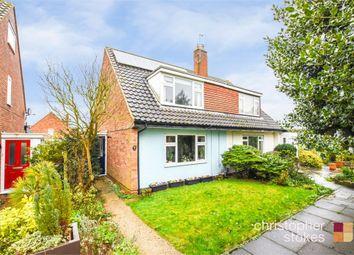 3 bed semi-detached house for sale in Glendale Walk, Cheshunt, Cheshunt, Hertfordshire EN8