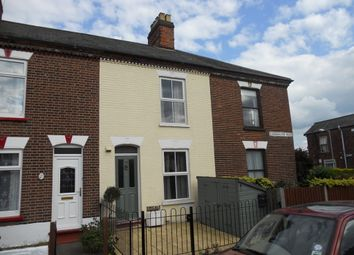 Thumbnail 3 bedroom terraced house to rent in Norwich