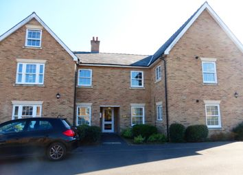 Thumbnail 2 bed flat to rent in Cobb Close, Bury St. Edmunds